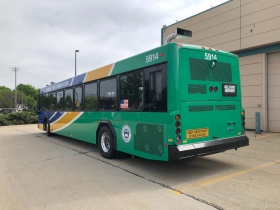 5900 Series Gillig Bus