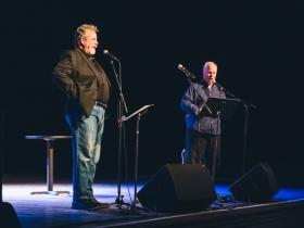 Kevin Murphy and Bill Corbett.