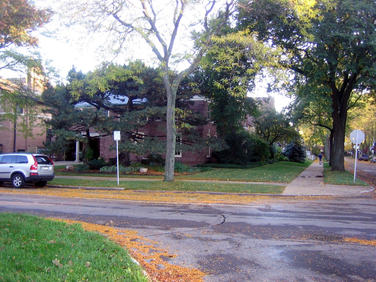 Joe Pabst\'s East Side Home.