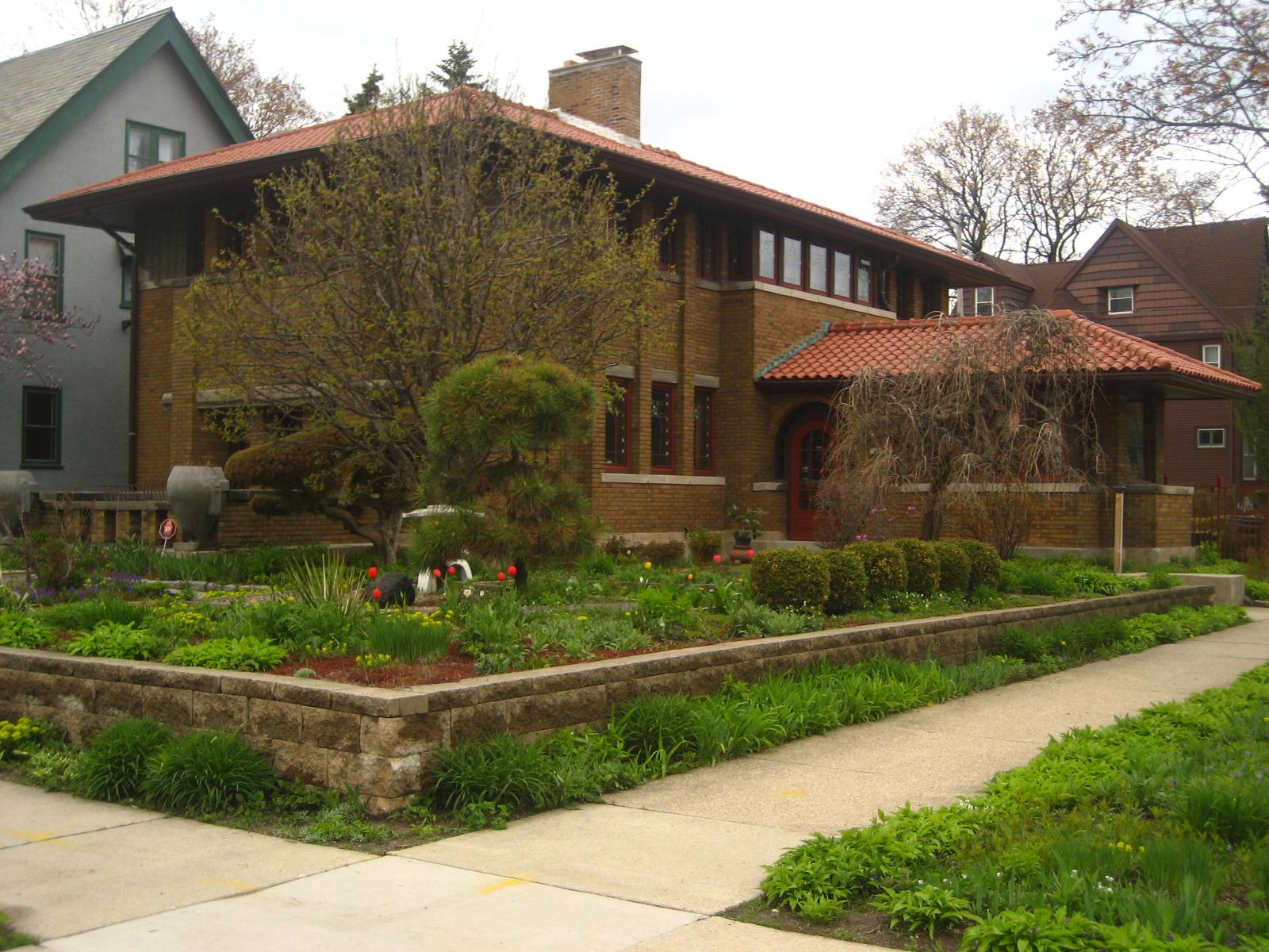 Dr. Thomas Robinson Bours House