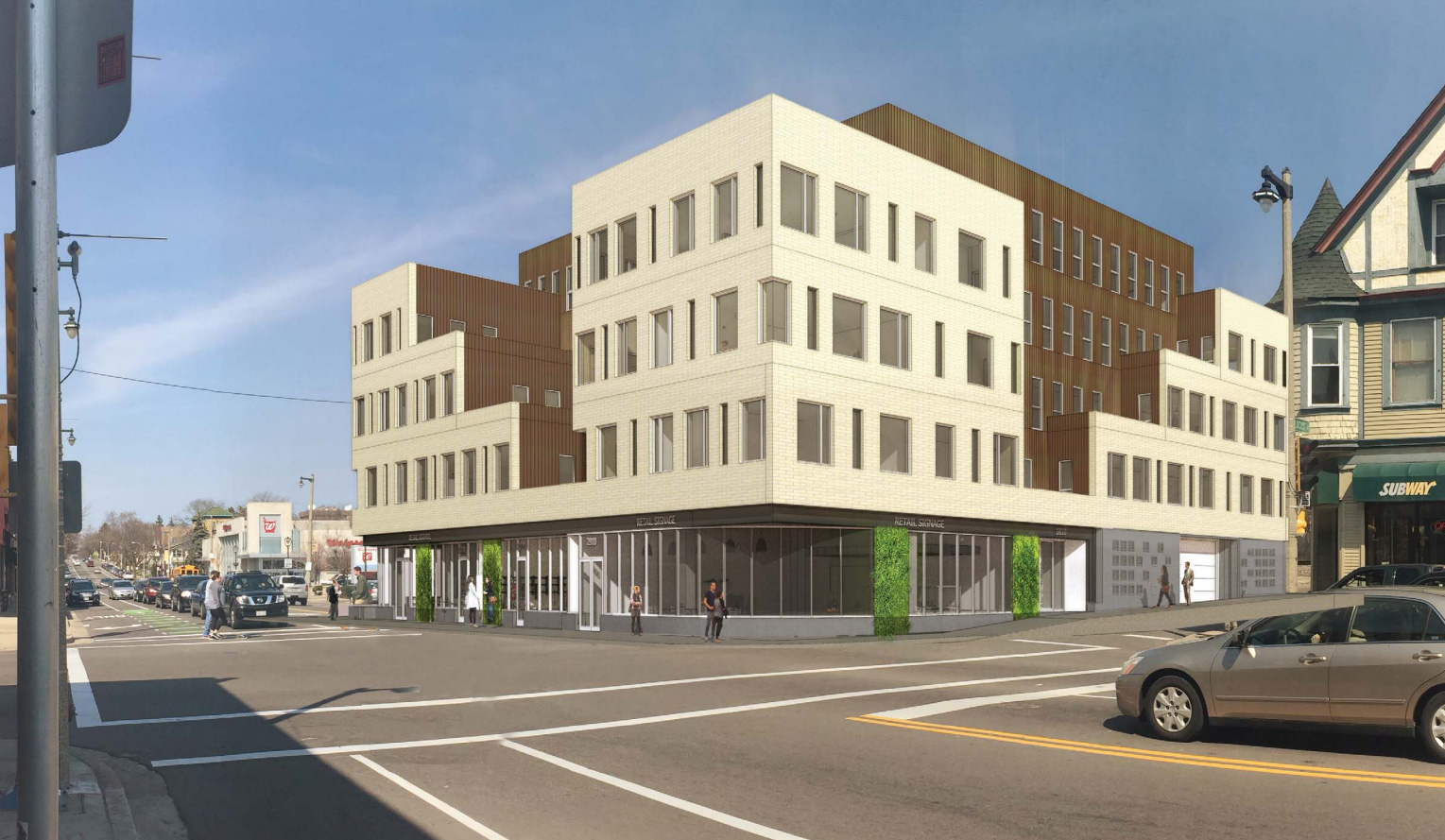 Eyes On Milwaukee City Panel Approves Oak And Loc Project 187 Urban Milwaukee
