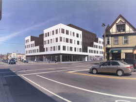 Rendering of 2900 Apartments