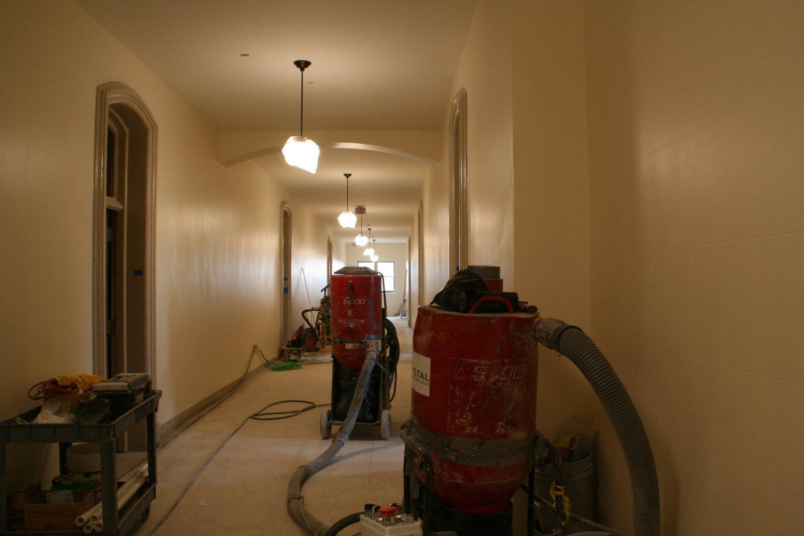 Hallway Corridor at Old Main