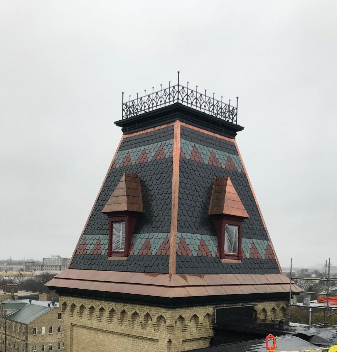 Old Main Restoration