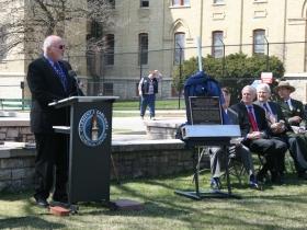 Robert Beller, Director of the Milwaukee VA Medical Center
