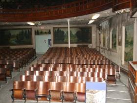 Ward Memorial Hall Interior
