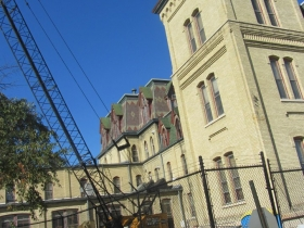Milwaukee Veteran Affairs Medical Center Commences Repairs on Old Main