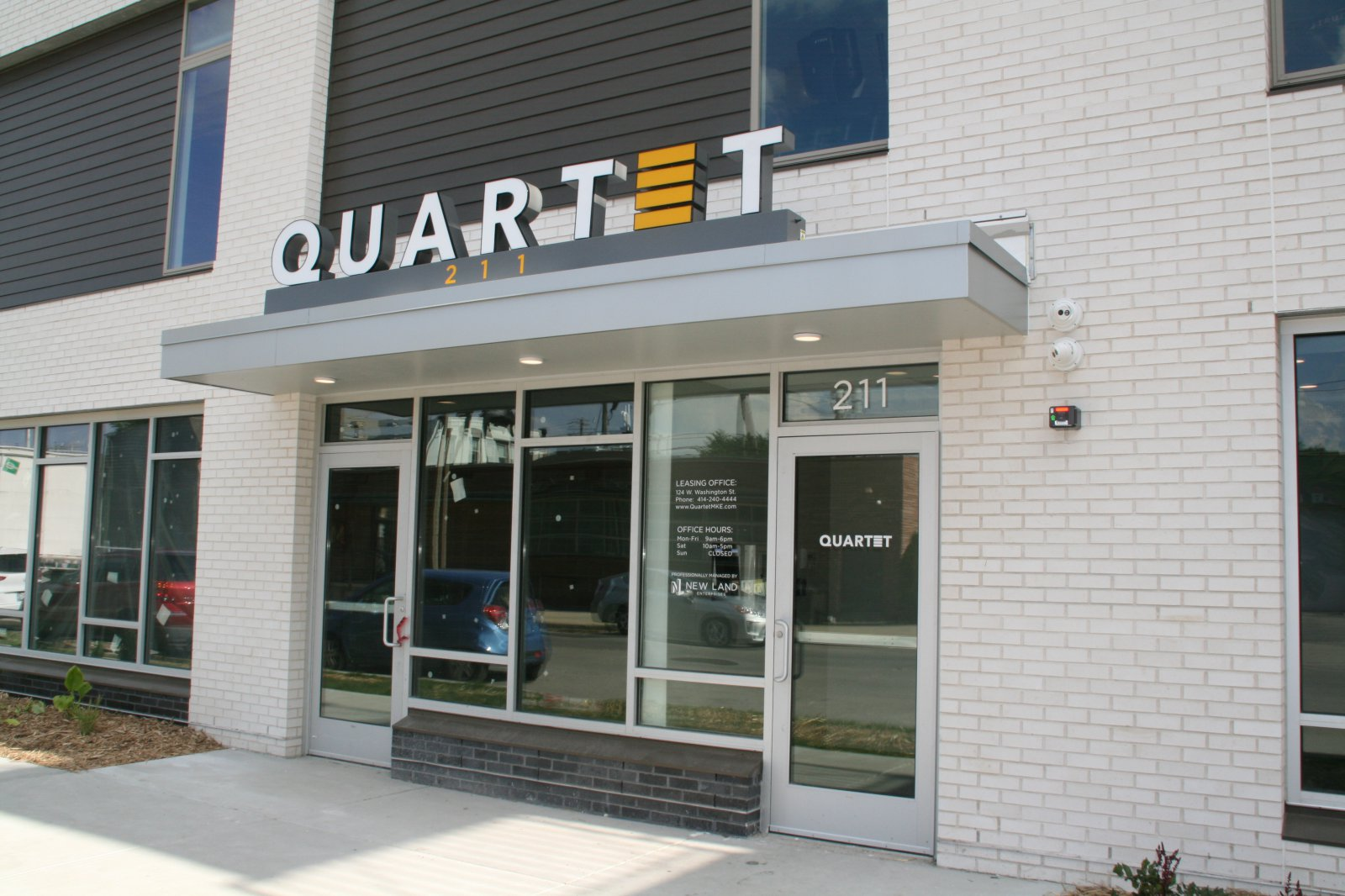 Quartet Apartments