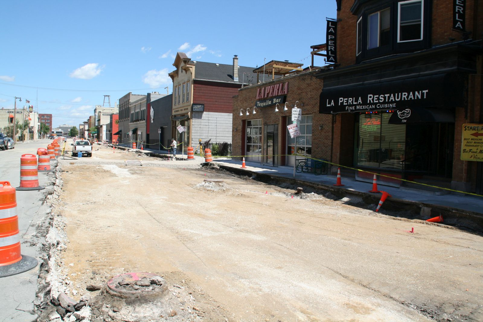 S. 5th St. Reconstruction