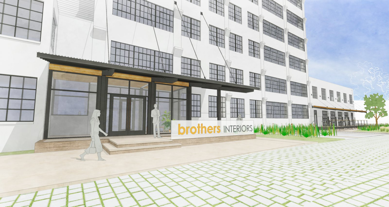 Brothers Interiors rendering
