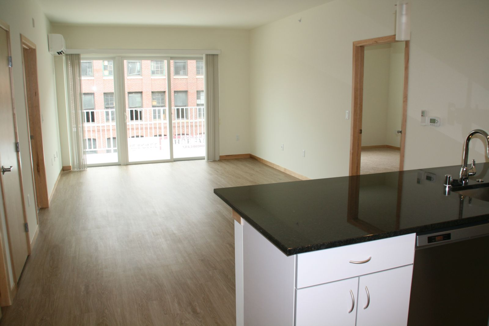 Two-Bedroom Layout Option