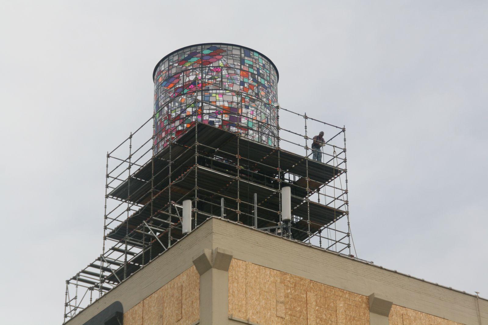 Coakley Water Tower Lift