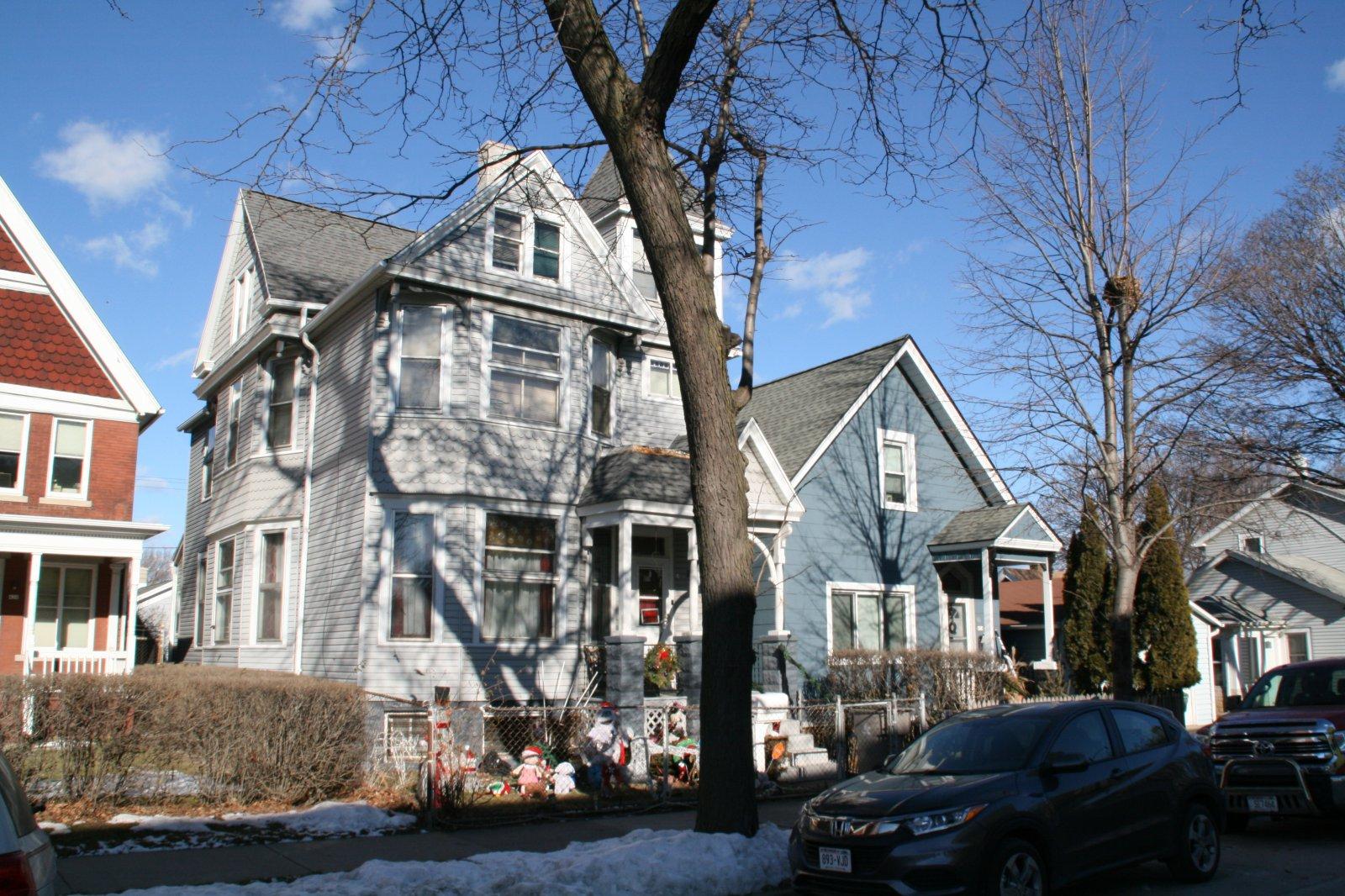 416 W. Scott St. and 414 W. Scott St.