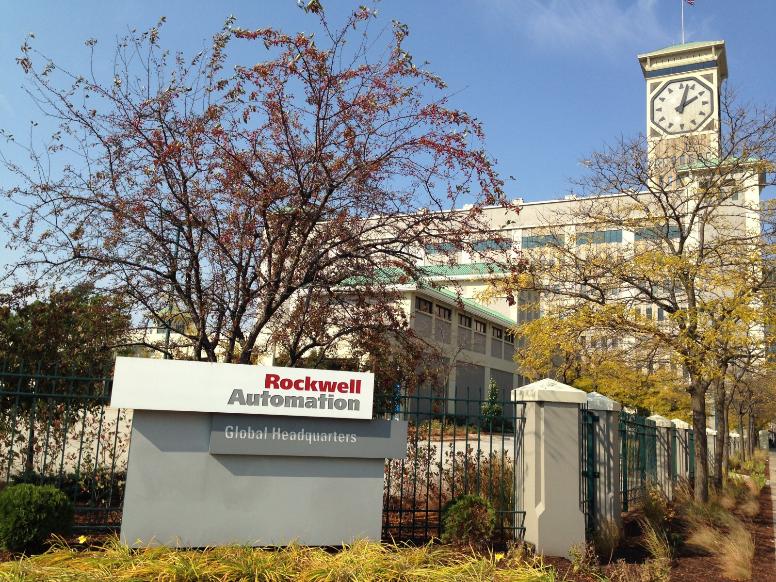 Rockwell Automation, 1201-1251 S. 2nd St.