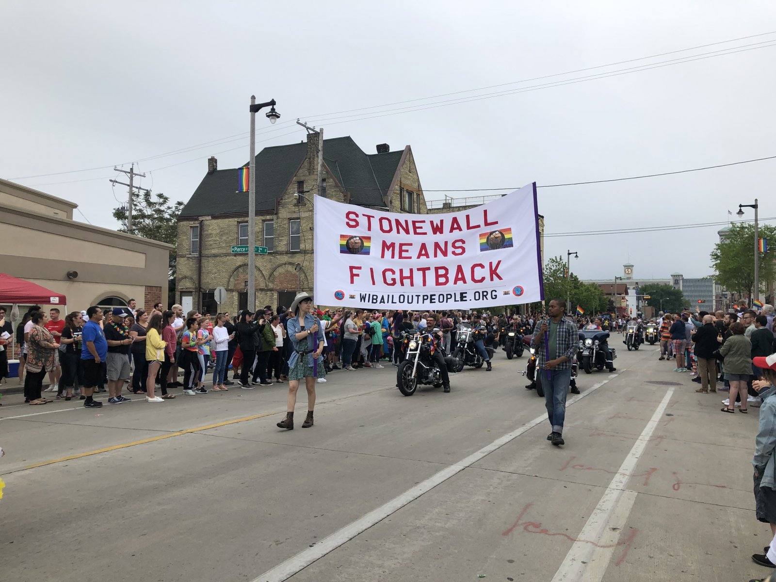 Stonewall Means Fightback