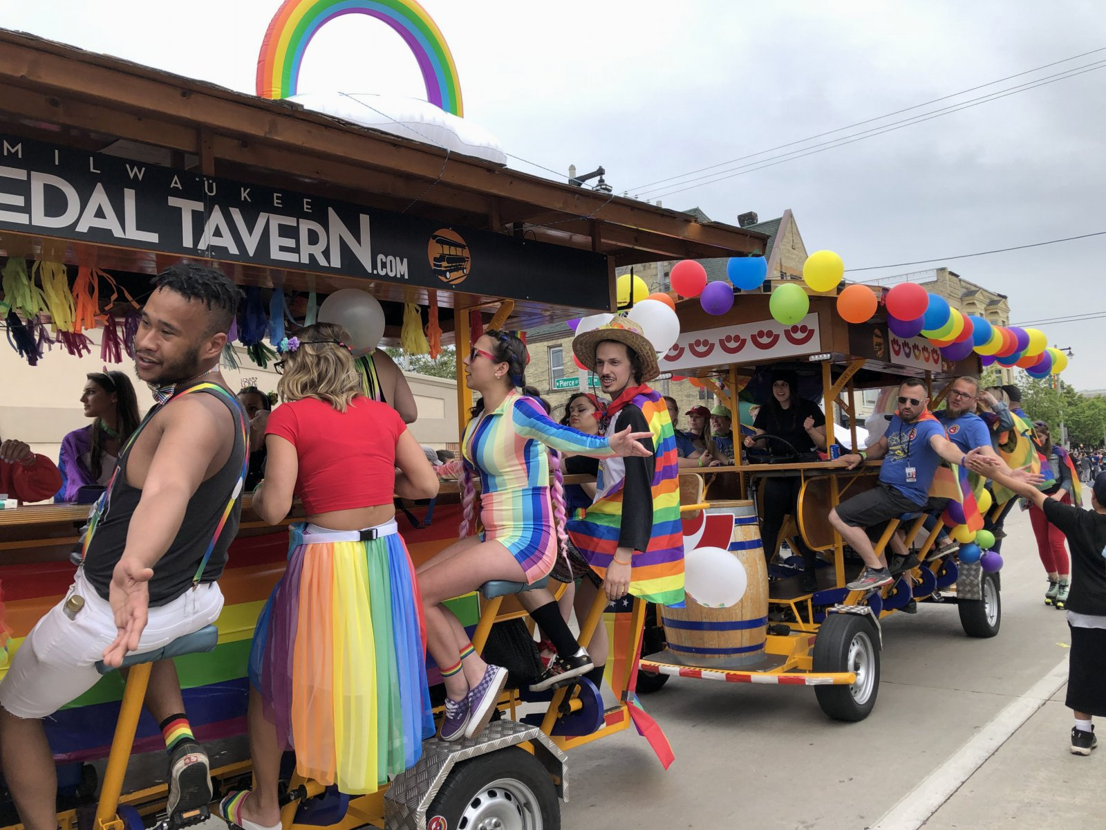 The Pedal Tavern