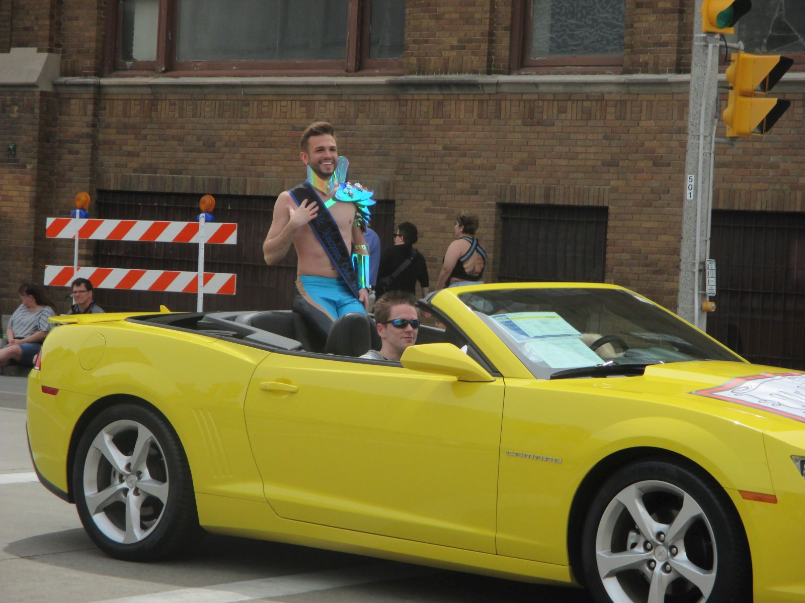 Milwaukee Pride Parade