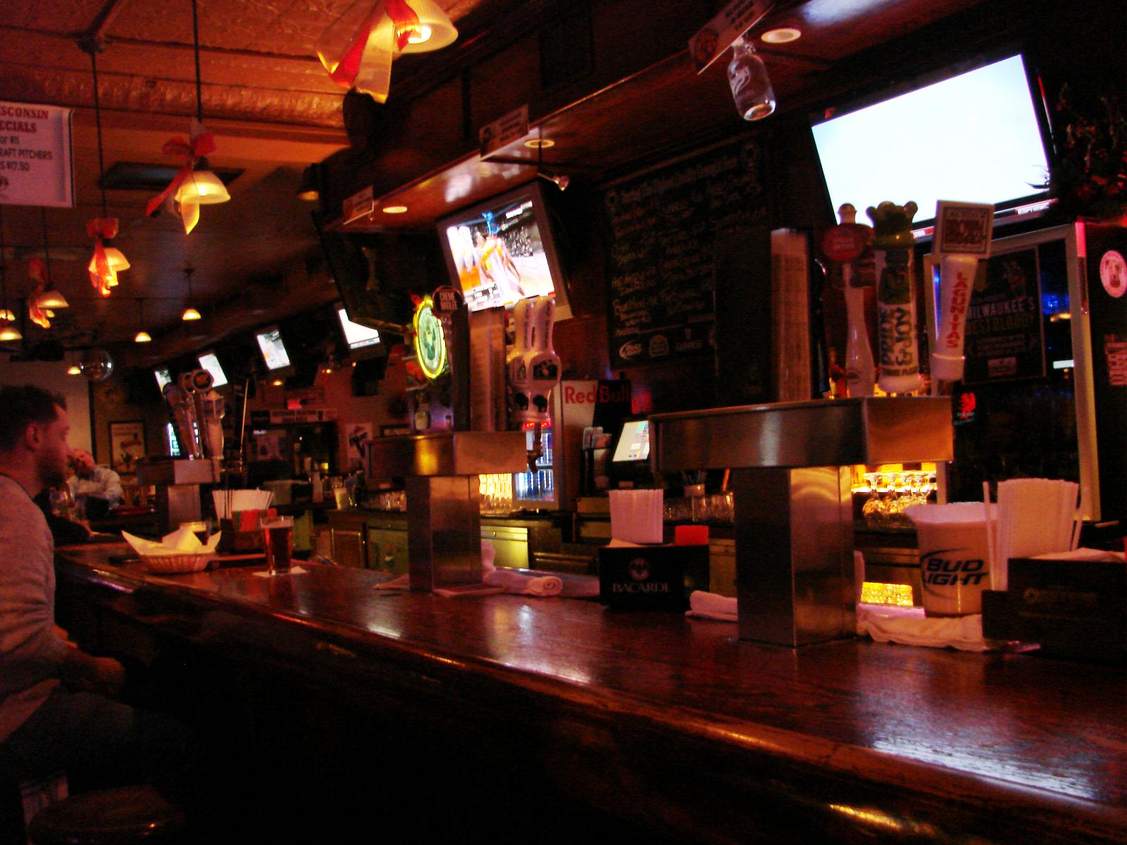 The bar at Steny\'s