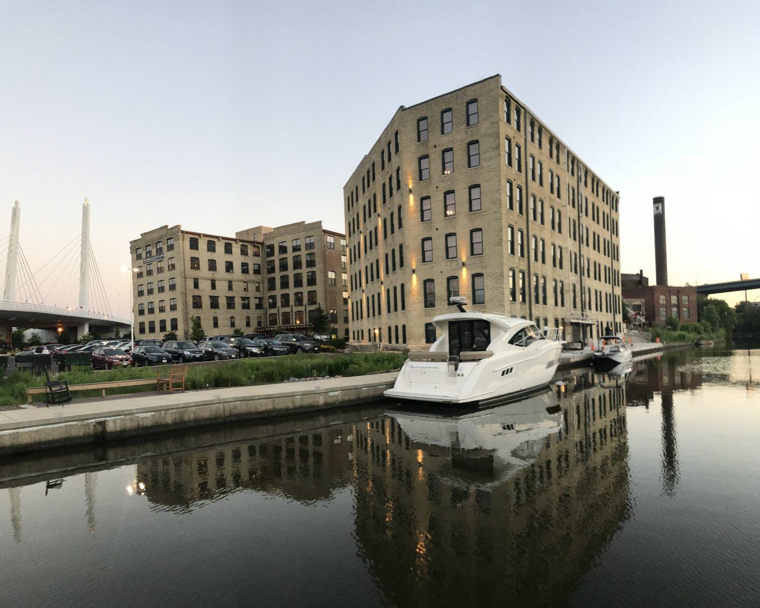 Docks Building