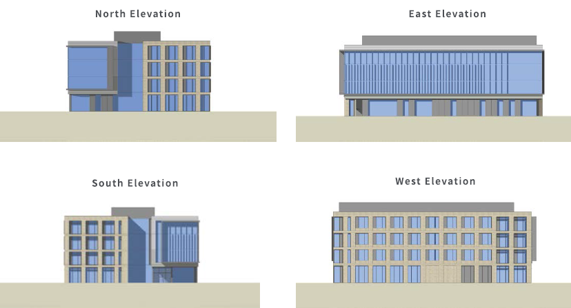 Water Tech One Elevations