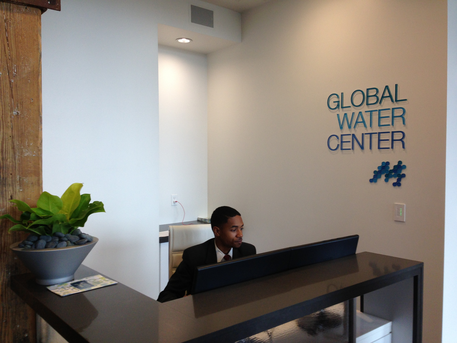 Welcome to the Global Water Center.