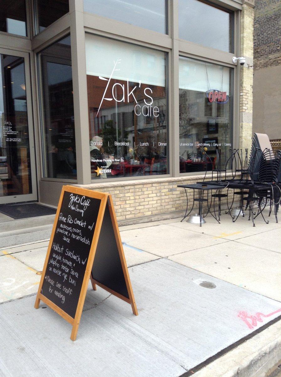 Zak\'s Cafe