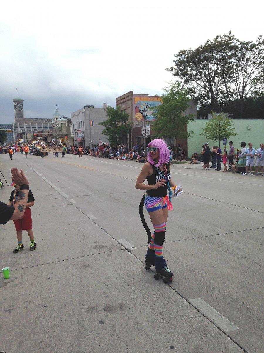2015 Milwaukee Pride Parade