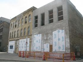 Sofi Lofts Construction
