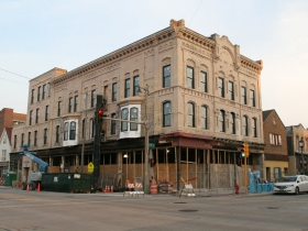 425 W. National Ave. Construction