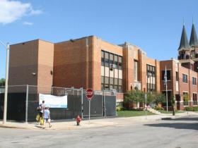 Notre Dame School of Milwaukee - 1420 W. Scott St.