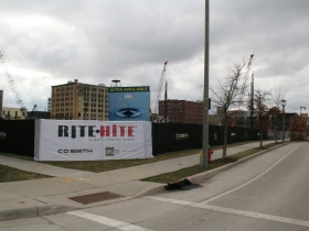 Rite-Hite Headquarters Construction