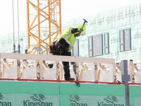 THIRTEEN31 Place Construction Worker