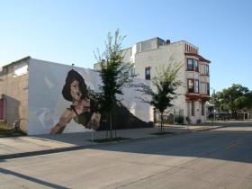 Selena Mural on 607 S. 5th St.