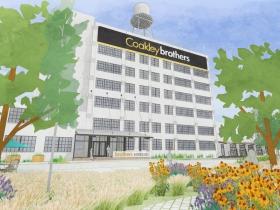 Coakley Brothers garden rendering