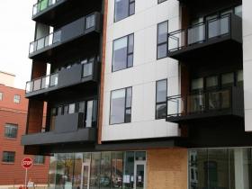 The Yards Balconies