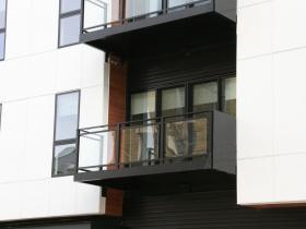 The Yards Balcony