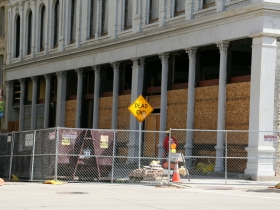 Cream City Lofts Construction