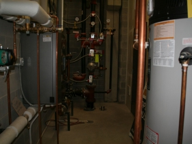 Radiant Heating Unit