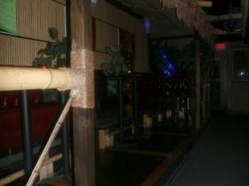 Lucky Joe's Tiki Room Interior