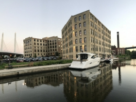 River Place Lofts in 2018