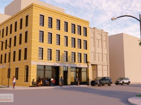 235 S. 2nd St. Rendering