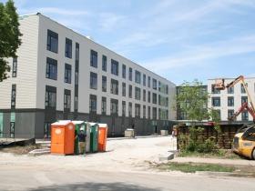 THIRTEEN31 Place Construction