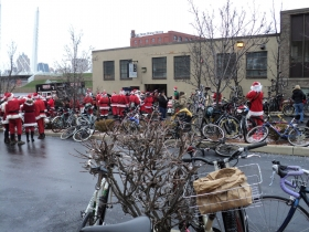 2011 Santa Rampage