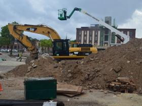 1029 S. 1st St. is under construction