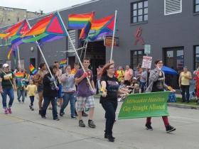 Milwaukee Hamilton Gay Straight Alliance