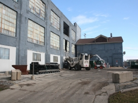 Construction Begins on Junior House Lofts