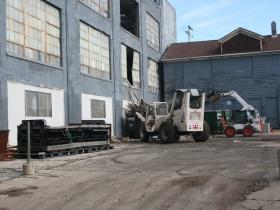 Construction Begins on Junior House Lofts