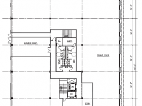Water Tech One FIrst Floor Plan