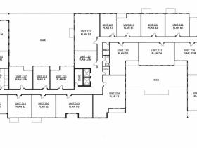 Floor 2 - 603-645 S. 6th St.
