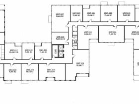 Floor 3 - 603-645 S. 6th St.